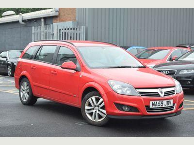 Vauxhall Astra Estate 1.6 i 16v SXi 5dr