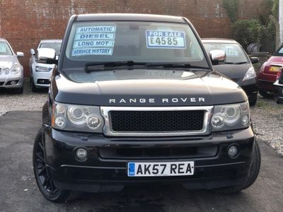 LAND ROVER RANGE ROVER SPORT SUV 27 HSE 2.7
