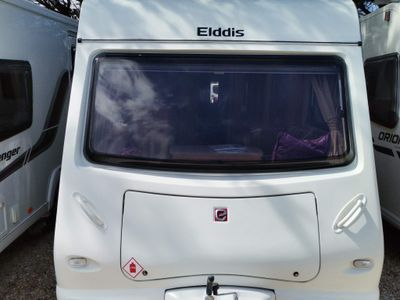 Elddis Xplore 452 Tourer
