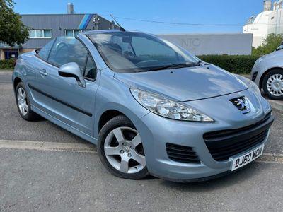 Peugeot 207 CC Convertible 1.6 VTi Sport 2dr