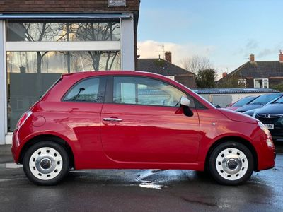 Fiat 500 Hatchback 1.2 Colour Therapy Dualogic (s/s) 3dr