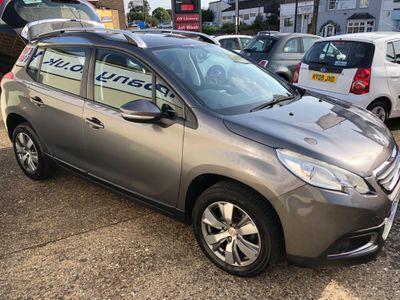 Peugeot 2008 SUV 1.2 VTi Active 5dr