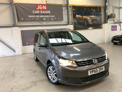 Volkswagen Touran MPV 1.6 TDI BlueMotion Tech S 5dr (7 Seats)