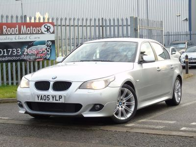 BMW 5 Series Saloon 2.5 525i Sport 4dr