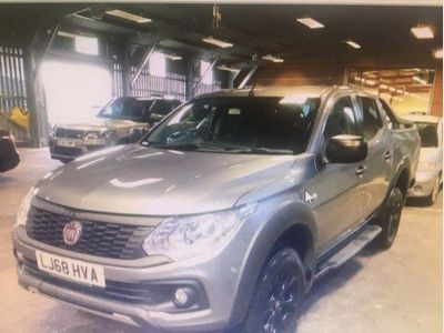 Fiat Fullback Pickup 2.4D Cross Double Cab Pickup Auto 4WD 4dr