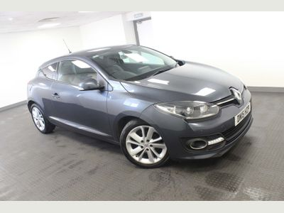 RENAULT MEGANE Coupe 1.6 dCi ENERGY Dynamique Tom Tom (s/s) 3dr