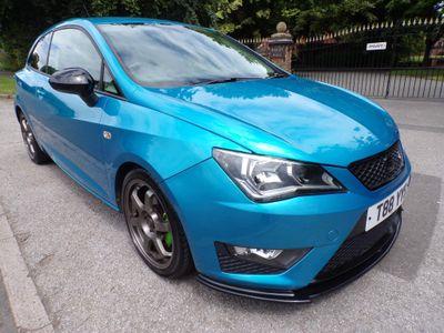 SEAT Ibiza Hatchback 1.2 TSI FR SportCoupe 3dr