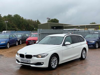 BMW 3 Series Estate 2.0 320d ED EfficientDynamics Business Touring (s/s) 5dr