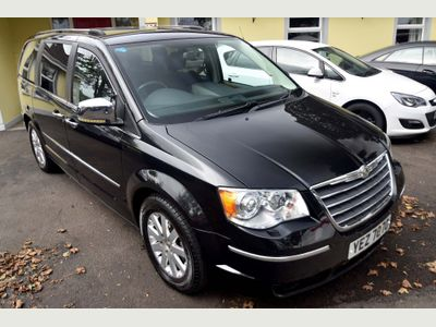 CHRYSLER GRAND VOYAGER MPV 3.8 V6 Limited 5dr