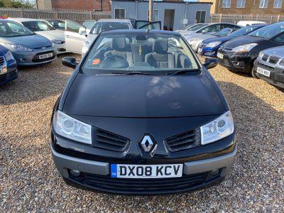 Renault Megane Convertible 1.9 dCi FAP Dynamique S 2dr