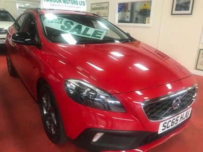 Volvo V40 Cross Country Hatchback 2.0 D2 Lux Cross Country (s/s) 5dr