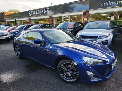 Toyota GT86 Coupe 2.0 D-4S Coupe 2dr Petrol Auto