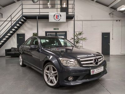 Mercedes-Benz C Class Saloon 3.0 C350 CDI BlueEFFICIENCY Sport 4dr