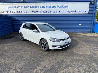 Volkswagen Golf Hatchback 1.0 TSI Match (s/s) 5dr
