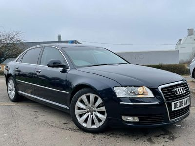 Audi A8 Saloon 3.1 FSI SE CVT 4dr LWB