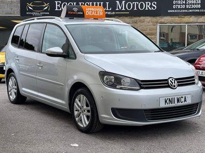 Volkswagen Touran MPV 2.0 TDI SE 5dr (7 Seat)