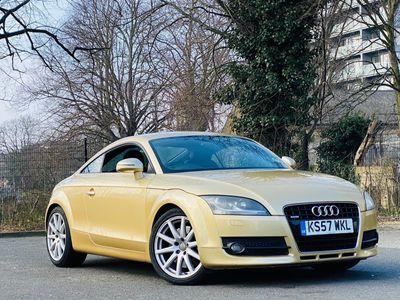 Audi TT Coupe 3.2 TFSI Exclusive Line quattro 2dr