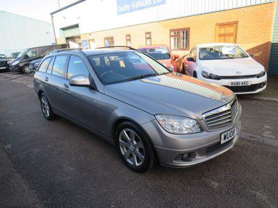 Mercedes-Benz C Class Estate 2.1 C200 CDI SE 5dr