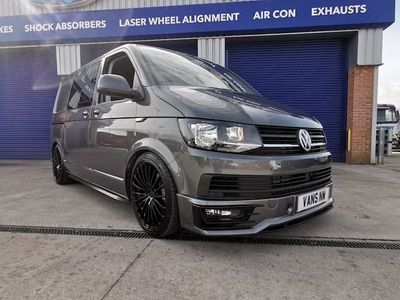 Volkswagen Transporter Other 2.0 TDI T32 BlueMotion Tech Highline Crew Van DSG FWD (s/s) 5dr