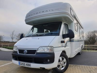 Auto-Trail Deposit now taken Coach Built Fiat ducato 2.8jtd