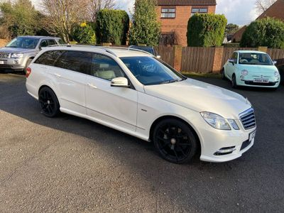 Mercedes-Benz E Class Estate 3.0 E350 CDI BlueEFFICIENCY Sport G-Tronic 5dr