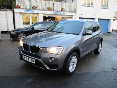 BMW X3 SUV 2.0 20d SE Auto xDrive 5dr