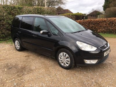 Ford Galaxy MPV 2.0 TDCi Edge 5dr
