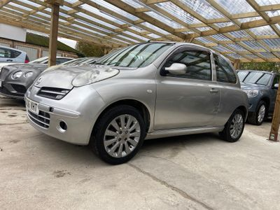 Nissan Micra Hatchback 1.2 Sport+ 3dr