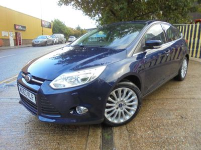 Ford Focus Hatchback 2.0 TDCi Titanium X Powershift 5dr