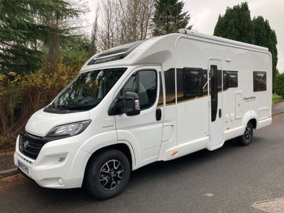 Swift Escape 674 Coach Built COASTLINE DELIVERY POSSIBLE
