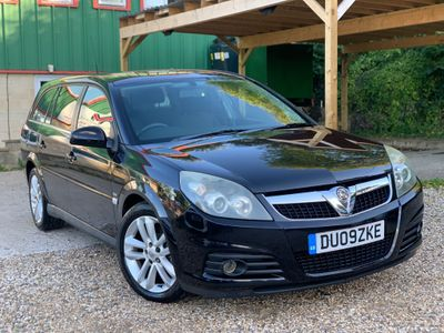 Vauxhall Vectra Estate 1.9 CDTi 16v SRi 5dr