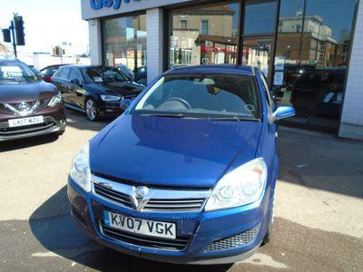 Vauxhall Astra Hatchback 1.7 CDTi 16v Life 5dr (a/c)