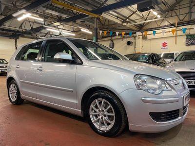 Volkswagen Polo Hatchback 1.4 TDI BlueMotion Tech 2 5dr