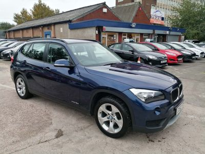 BMW X1 SUV 2.0 18d SE Auto xDrive 5dr