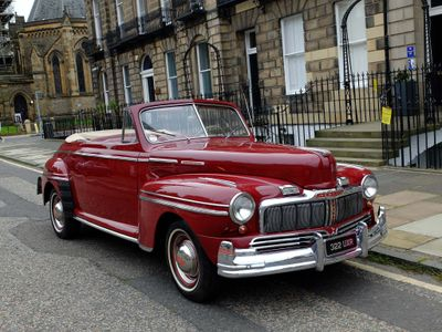 Mercury Park Lane Convertible
