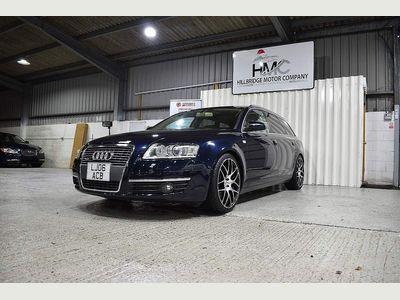 Audi A6 Avant Estate 3.2 Quattro Petrol