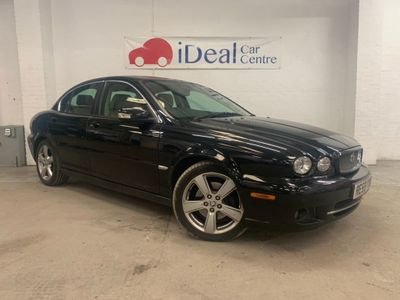 JAGUAR X-TYPE Saloon 2.0 D Sovereign 4dr