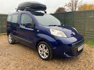 Fiat Qubo MPV 1.3 MultiJet 16v MyLife (s/s) 5dr