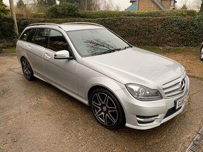 Mercedes-Benz C Class Estate 1.8 C250 AMG Sport Plus 7G-Tronic Plus 5dr