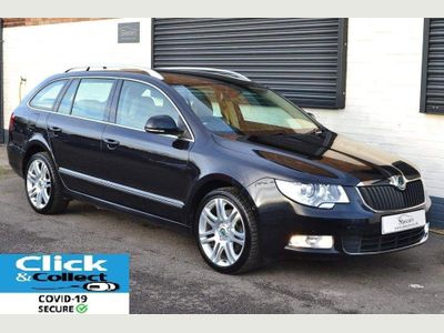 SKODA Superb Estate 2.0 TFSI Elegance DSG 5dr