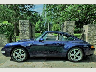 Porsche 911 Coupe 3.6 993 Carrera 2dr