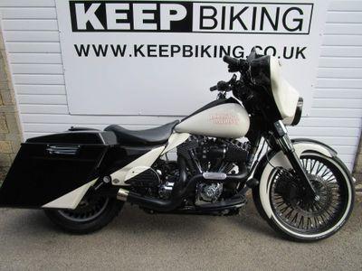 Harley-Davidson Touring Tourer 1600 FLHT Electra Glide