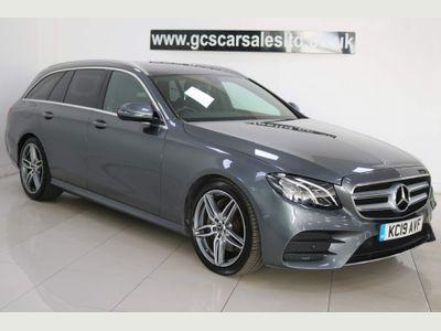 Mercedes-Benz E Class Estate 2.0 E220d AMG Line Night Edition G-Tronic+ (s/s) 5dr