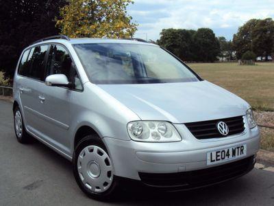 Volkswagen Touran MPV 2.0 TDI SE 5dr (7 Seats)