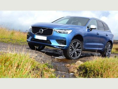 Volvo XC60 SUV 2.0h T8 Twin Engine 10.4kWh R-Design Pro Auto AWD (s/s) 5dr