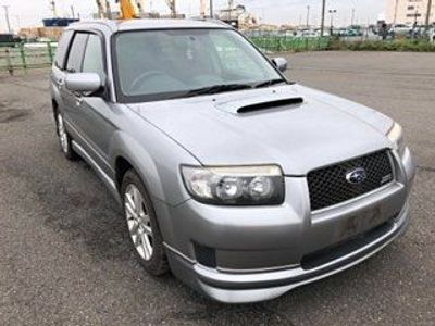 Subaru Forester SUV JDM SG5 CROSS SPORT 2.0L TURBO AUTO