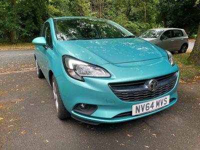 Vauxhall Corsa Hatchback 1.2i Excite 3dr (a/c)