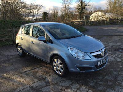 Vauxhall Corsa Hatchback 1.4 i 16v Club 5dr