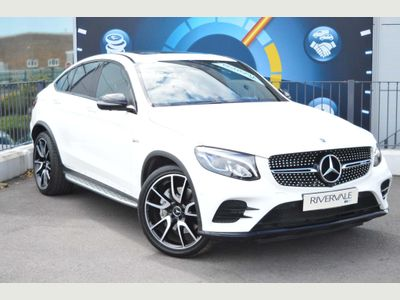 Mercedes-Benz GLC Class Coupe 3.0 GLC43 V6 AMG (Premium Plus) G-Tronic+ 4MATIC (s/s) 5dr