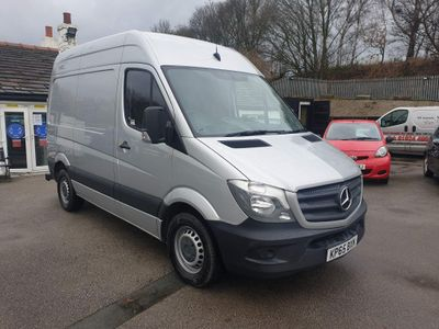 Mercedes-Benz Sprinter Panel Van 2.1 CDI 313 High Roof Panel Van 4dr SWB